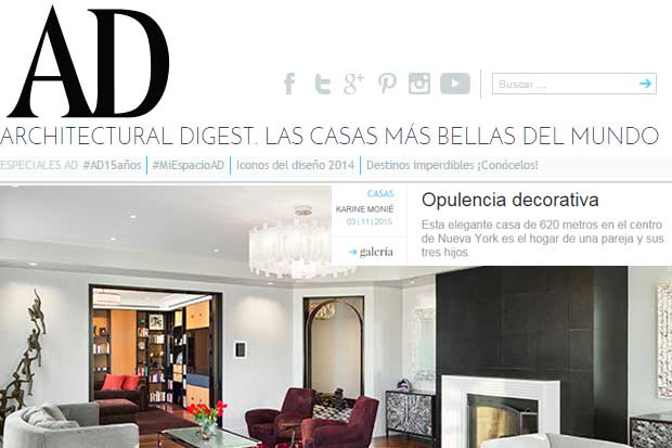 535 WEA Architectural Digest